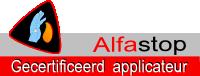 alfastop-gecertificeerd-logo