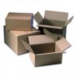 karton, papier en behang