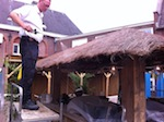 impregneren rieten dak